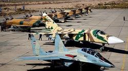 Không quân Iran bây giờ có gì sau hơn bốn thập kỷ bị cấm vận