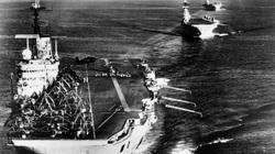 Liên quân Anh - Pháp và trận chiến thảm họa chiếm kênh đào Suez