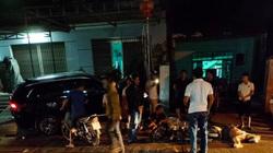 Kinh hoàng ôtô tông trực diện 4 xe máy, 2 người chết, 2 người trọng thương