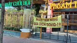 TP.HCM: Hàng quán đóng cửa vì dịch Covid-19, phố xá đìu hiu