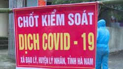 Thêm 14 ca Covid-19 mới, hoàn thiện Bệnh viện dã chiến ở Hà Nam