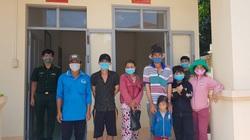 An Giang: Liên tiếp ngăn chặn kịp thời 36 người nhập cảnh trái phép từ Campuchia vào Việt Nam