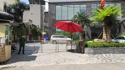 Phong toả toà chung cư nhân viên quán karaoke dương tính với SARS-CoV-2 cư trú