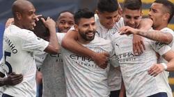 """Sergio Aguero đã nói gì trong ngày """"cứu rỗi"""" Man City?"""