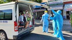 Ca nghi mắc Covid-19 trong cộng đồng đi nhiều nơi tại Quảng Nam và Đà Nẵng