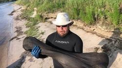 Thợ lặn choáng váng khi phát hiện bộ xương của voi ma mút 100.000 năm tuổi