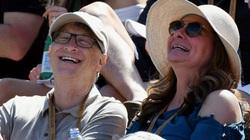 Nhìn lại những khoảnh khắc hạnh phúc trong quá khứ của vợ chồng Bill Gates