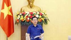 Chủ tịch Quốc hội Vương Đình Huệ: Văn phòng Quốc hội phải không ngừng cải tiến, đổi mới
