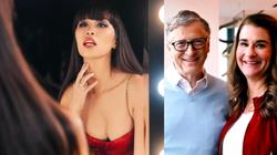 """Vì sao phát ngôn siêu mẫu Hà Anh giữa ồn ào vợ chồng tỷ phú Bill Gates ly hôn gây """"sốt"""" mạng?"""