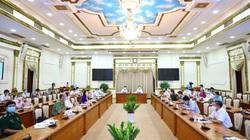 Chủ tịch UBND TP.HCM Nguyễn Thành Phong: 'Kích hoạt hệ thống phòng dịch ở mức cao nhất'