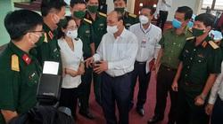 Chủ tịch nước Nguyễn Xuân Phúc: Chúng ta làm chính sách thực tiễn chứ không phải trong phòng lạnh