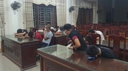 Phát hiện 9 thanh niên tụ tập trong quán karaoke chơi ma tuý giữa lúc dịch Covid-19 bùng phát