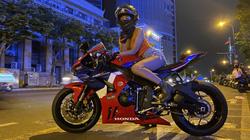 Nữ biker Diễm Trần xinh đẹp hớp hồn cánh mày râu, lại đa tài hiếm có
