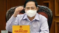 Thủ tướng Phạm Minh Chính chủ trì cuộc họp: Nhiều ý kiến đề xuất tổ chức bầu cử theo giờ để phòng Covid-19