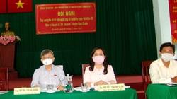 Tiếp xúc cử tri, nữ Chủ tịch Hội Nông dân TP.HCM nói gì về hướng chuyển dịch nông nghiệp, nông dân, nông thôn?