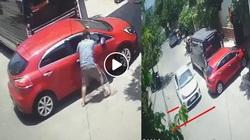 Clip nóng: Người đàn ông lao vào hành hung phụ nữ dù chưa xảy ra va chạm