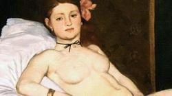 Kiệt tác cô gái khỏa thân quyến rũ trên giường vừa thiêu đốt ánh nhìn vừa gây choáng váng người xem