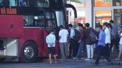 Đà Nẵng dừng hoạt động các loại xe chở khách đi và đến từ địa phương có dịch Covid-19