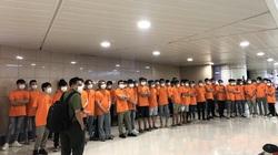 Công an trục xuất 52 người nước ngoài nhập cảnh trái phép ở TP.HCM