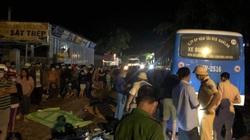 Va chạm với xe buýt, 2 người tử vong tại chỗ