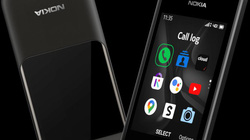Điện thoại Nokia gập mới ra mắt, thiết kế lạ mắt, giá khó tin