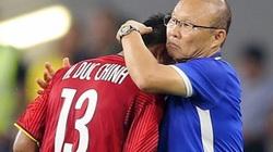 Tại sao Hà Đức Chinh lại khiến HLV Park Hang-seo lo lắng?