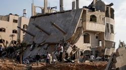Israel ném bom vào nhà của thủ lĩnh Hamas Gaza khi căng thẳng giữa hai bên bước sang ngày thứ bảy