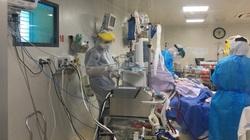 Covid-19: Một bệnh nhân nguy kịch, tình trạng nặng như bệnh nhân phi công người Anh