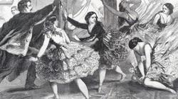 """Thời trang thế kỷ 19: Hàng loạt phụ nữ bị thiêu sống vì bộ váy """"thời thượng"""""""