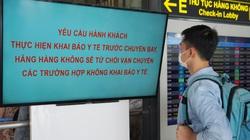 Hãng hàng không trừ gần hết tiền phí sân bay thu hộ của hành khách
