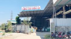"""Quảng Ngãi: Bụi kính xưởng Công ty Nhật Tân """"tấn công"""" khu dân cư"""