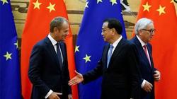 Không phải tình cờ mà Trung Quốc-EU bất hòa bao nhiêu thì Ấn Độ-EU lại hữu hảo bấy nhiêu