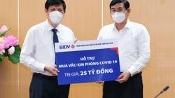 BIDV ủng hộ 25 tỷ đồng mua vắc - xin phòng Covid-19