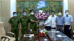 Bà Rịa - Vũng Tàu: Bắt được nhóm trộm 39 tấm đan hố thu nước mưa, Công an thị xã Phú Mỹ được thưởng nóng