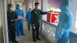 Bắc Ninh: Ngày bầu cử đặc biệt trong khu cách ly Covid-19
