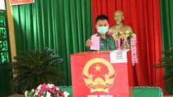 Đắk Nông: Bộ đội Biên phòng vùng biên đảm bảo an toàn khi bầu cử sớm