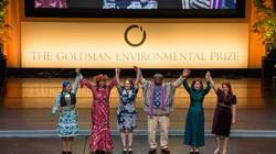 """""""Nobel xanh"""" - Giải thưởng lớn nhất thế giới về môi trường xướng tên một người Việt Nam"""