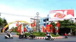 Phố biển Phan Rang - Tháp Chàm rực rỡ cờ hoa chờ đón ngày hội lớn