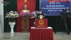Video: Thủ tướng Chính phủ Phạm Minh Chính bầu cử tại điểm bầu cử số 1, phường Cái Khế, quận Ninh Kiều, TP. Cần Thơ
