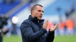 """Leicester """"cầm vàng lại để vàng rơi"""", HLV Rodgers lập tức chốt tương lai"""