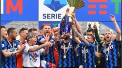 CHÙM ẢNH: Inter Milan ăn mừng chức vô địch Serie A sau hơn 1 thập kỷ
