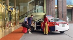 Anh Đức, Xuân Mạnh và các cầu thủ nói lời chia tay ĐTVN trước khi đội tuyển đi UAE