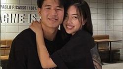 Hà Đức Chinh và bạn gái xinh đẹp, học mỹ thuật đã định ngày cưới?