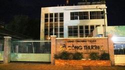 Ninh Thuận: Sở Công thương phải kiểm điểm vì vi phạm quy định phòng chống dịch Covid-19