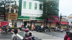 Chi nhánh một ngân hàng ở Kiên Giang bất ngờ xảy ra cháy