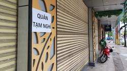 TP.HCM: Hàng quán, tiệm hớt tóc đóng cửa sớm vì 36 ca nghi mắc Covid-19