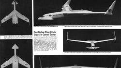 Vì sao có tàu ngầm nguyên tử mà không có máy bay nguyên tử?