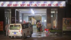 Bệnh viện dã chiến số 2 Bắc Giang tiếp nhận hơn 500 bệnh nhân Covid-19