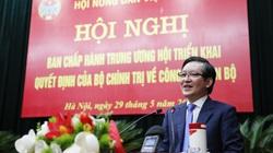 Ông Lương Quốc Đoàn được bầu giữ chức Chủ tịch Hội Nông dân Việt Nam
