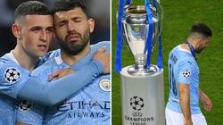 Kết thúc không có hậu, Aguero chia tay Man City trong nước mắt